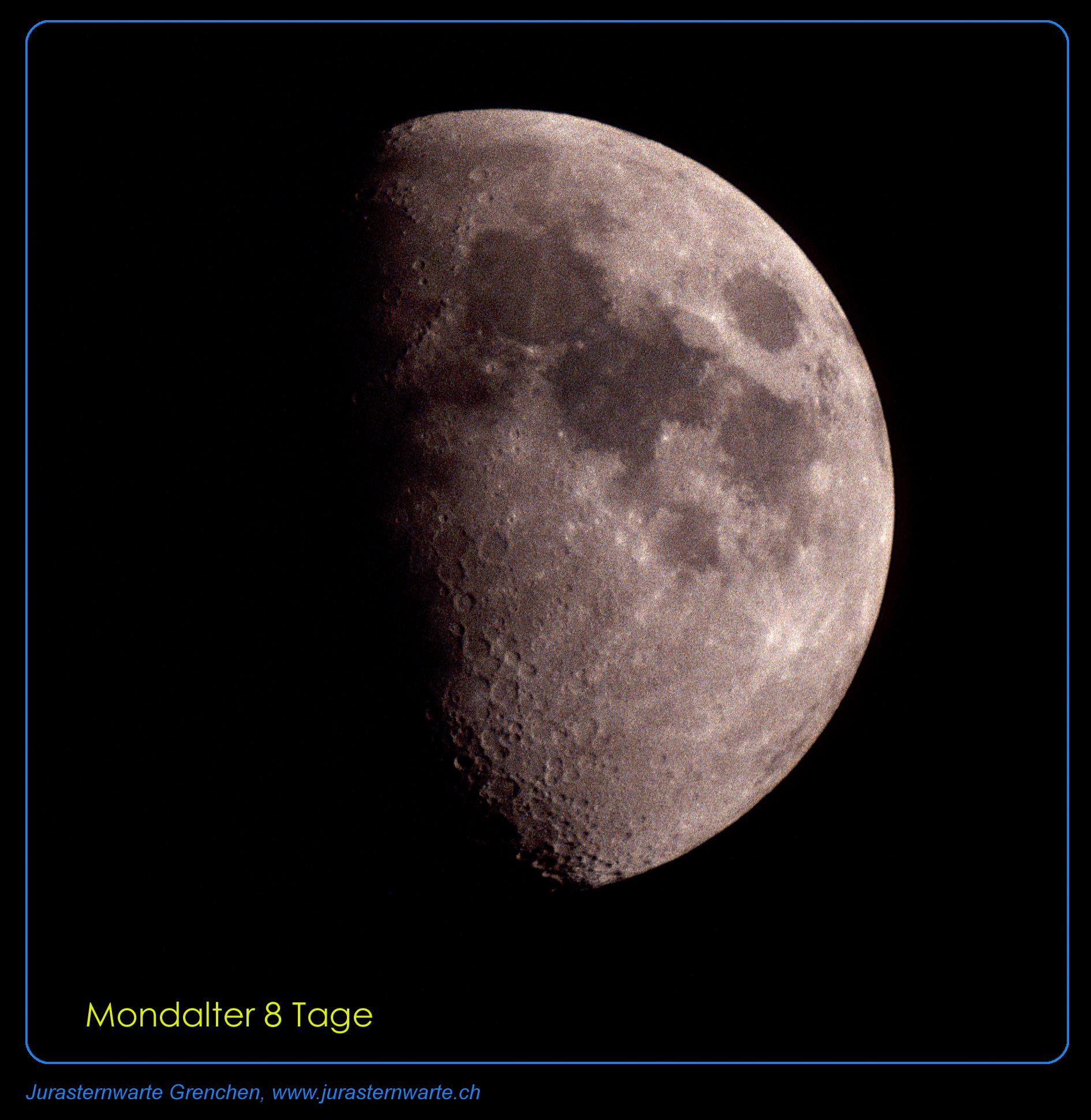 Mond Alter